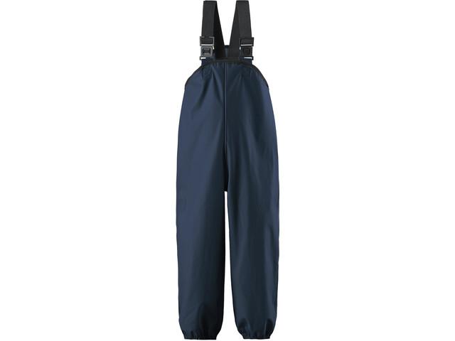 Reima Lammikko Pantalones de lluvia Niños, navy